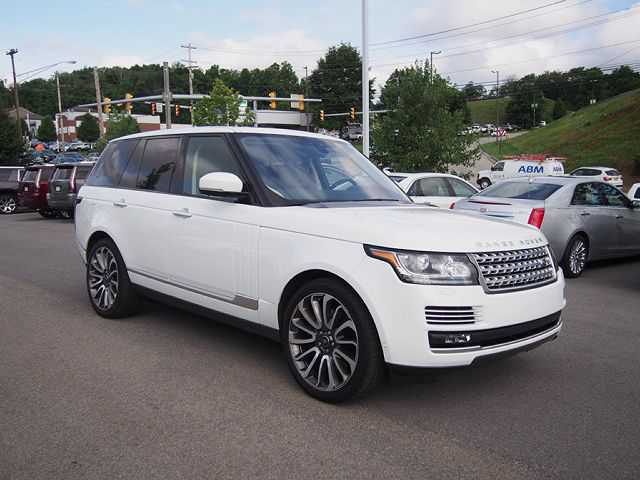 Land Rover Range Rover 2017 $115810.00 incacar.com
