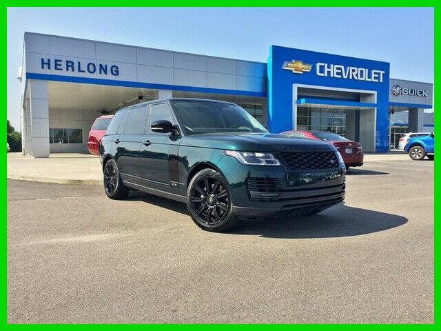 Land Rover Range Rover 2018 $105000.00 incacar.com