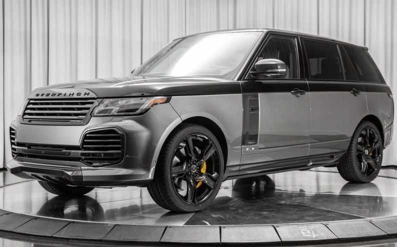 Land Rover Range Rover 2019 $247500.00 incacar.com