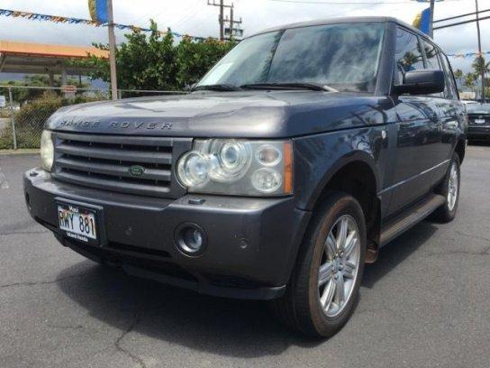 Land Rover Range 2006 $10995.00 incacar.com
