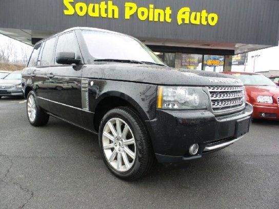 Land Rover Range 2011 $24448.00 incacar.com