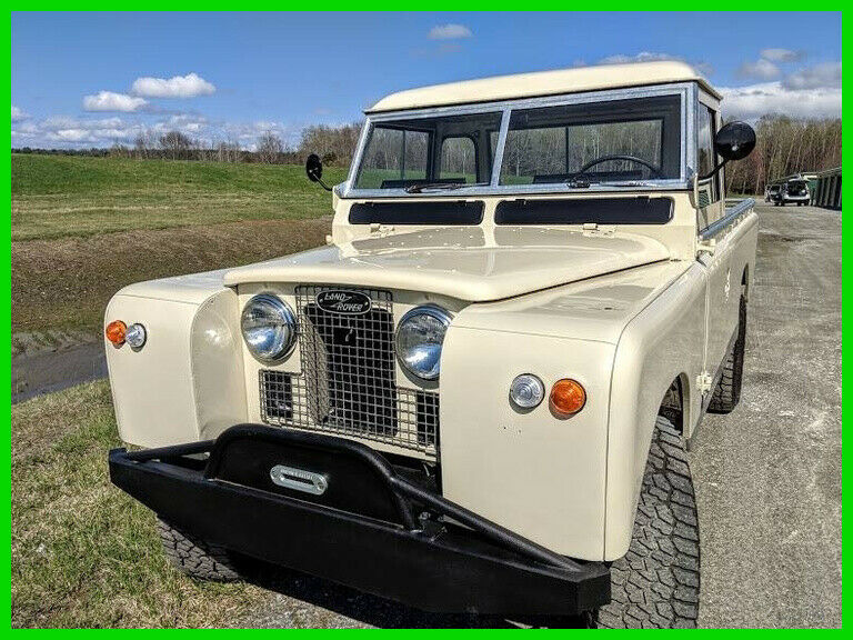 Land Rover Series 2A 1967 $10399.00 incacar.com