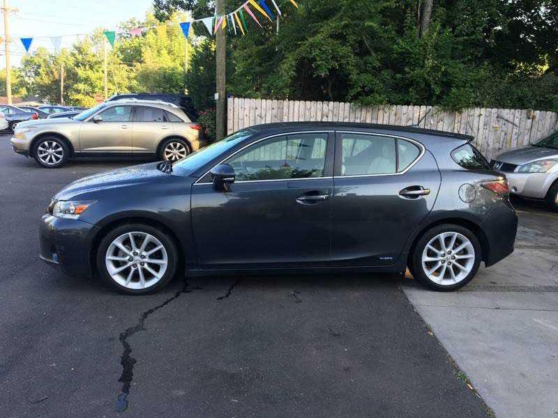 Lexus CT 2011 $5995.00 incacar.com