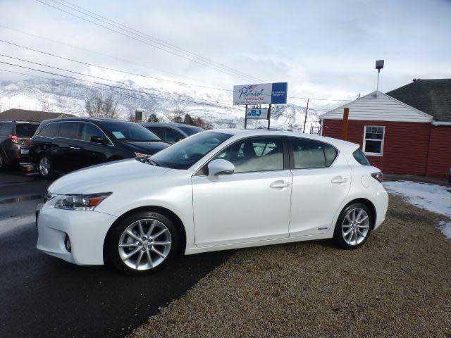 Lexus CT 2012 $17476.00 incacar.com