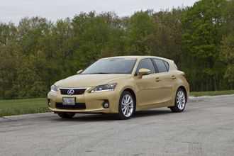 Lexus CT 2012 $11731.00 incacar.com