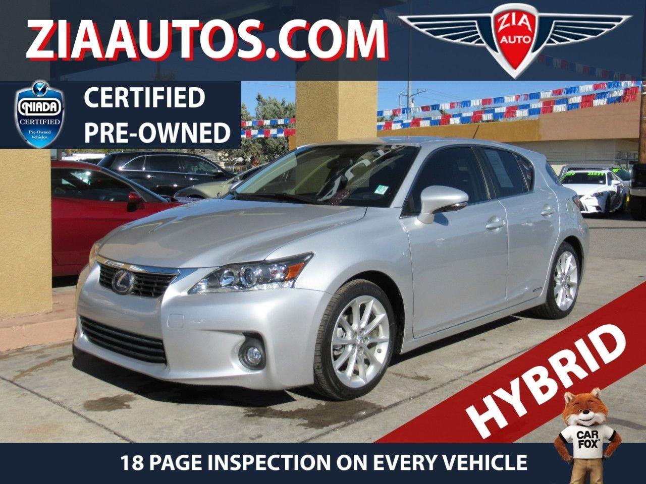 Lexus CT 2013 $17988.00 incacar.com