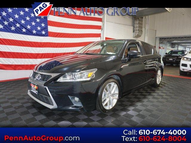 Lexus CT 2014 $16095.00 incacar.com