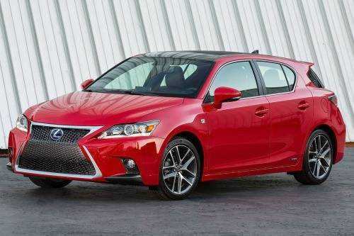 Lexus CT 2015 $17906.00 incacar.com