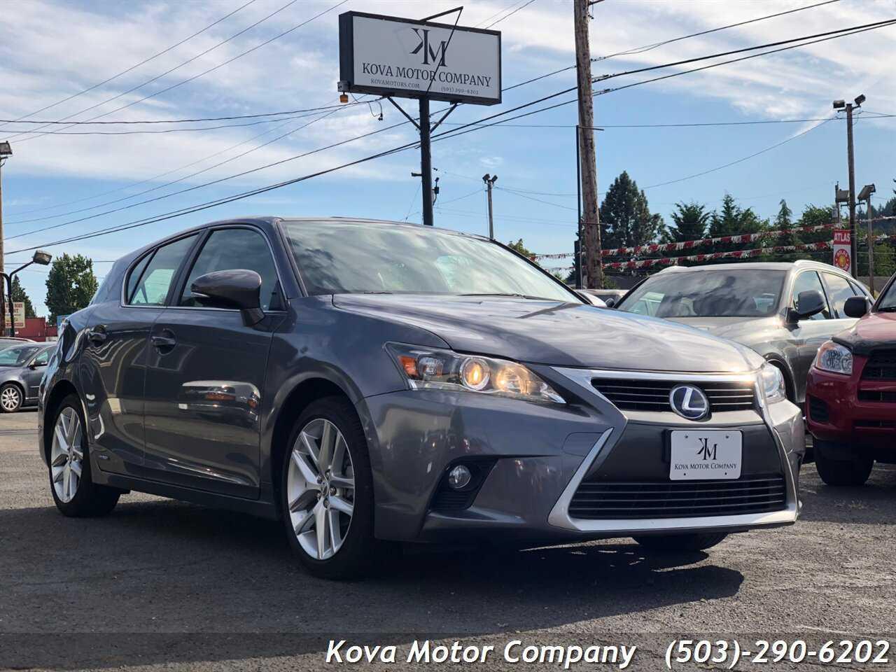 Lexus CT 2015 $14991.00 incacar.com