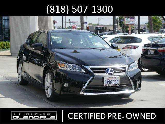 Lexus CT 2016 $23988.00 incacar.com