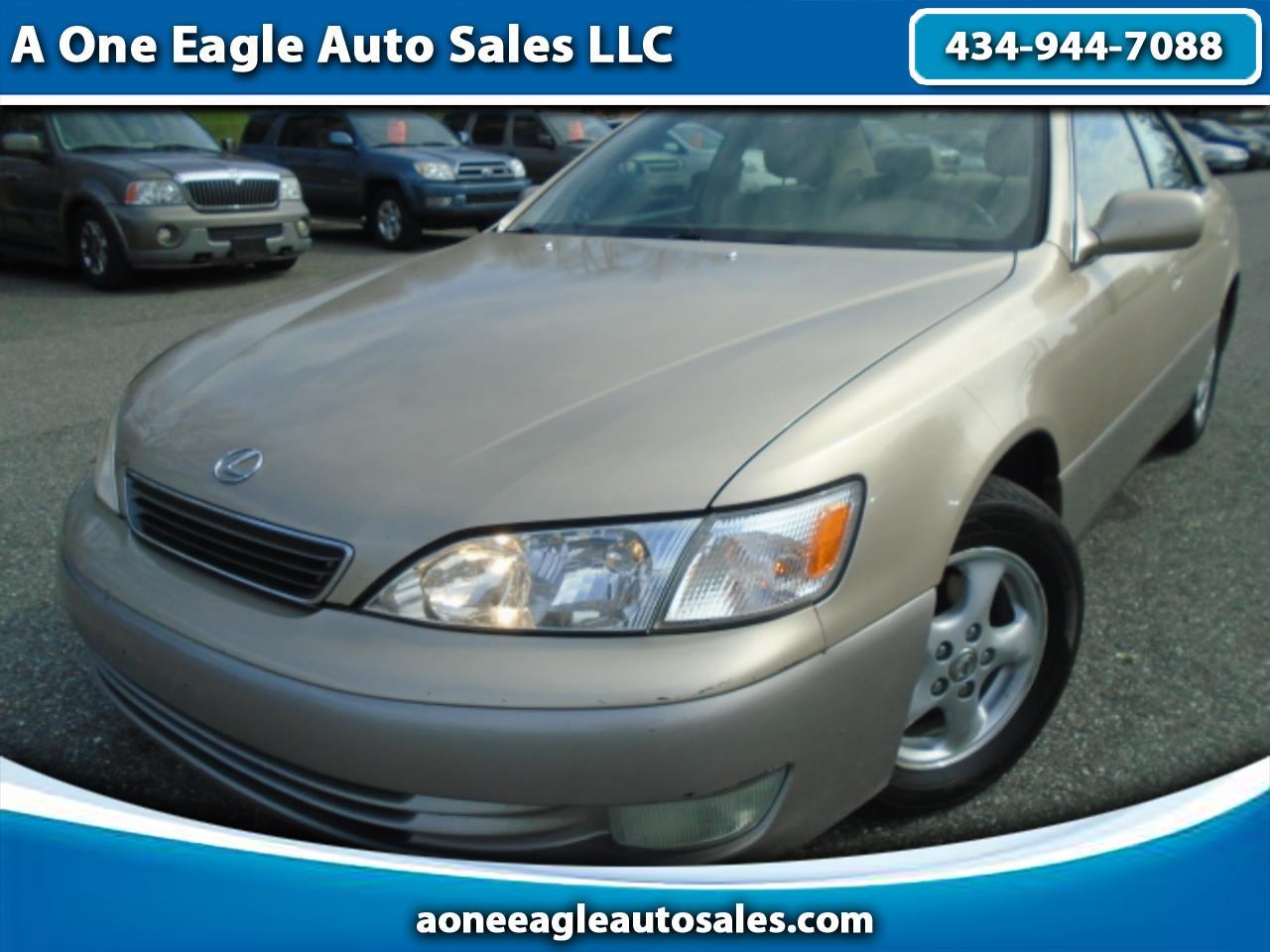 Lexus ES 1998 $3699.00 incacar.com