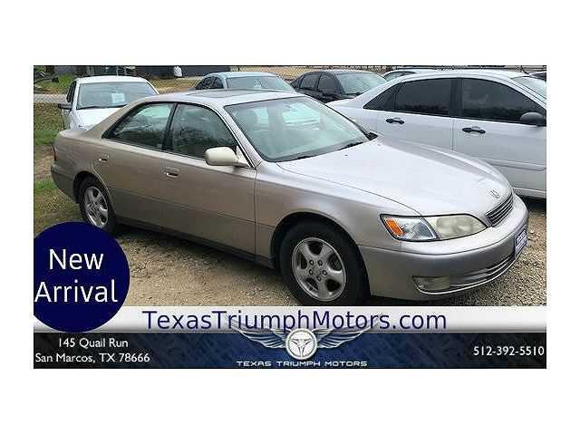 Lexus ES 1999 $1298.00 incacar.com