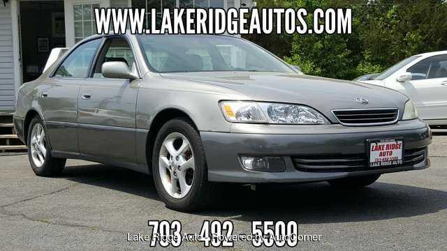Lexus ES 2000 $3900.00 incacar.com