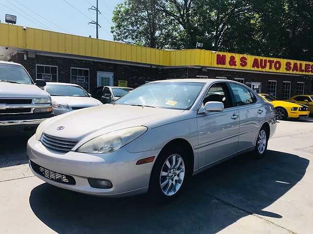 Lexus ES 2002 $7495.00 incacar.com