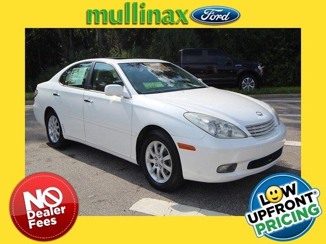Lexus ES 2002 $4609.00 incacar.com