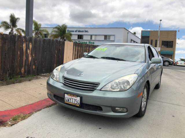 Lexus ES 2002 $4200.00 incacar.com