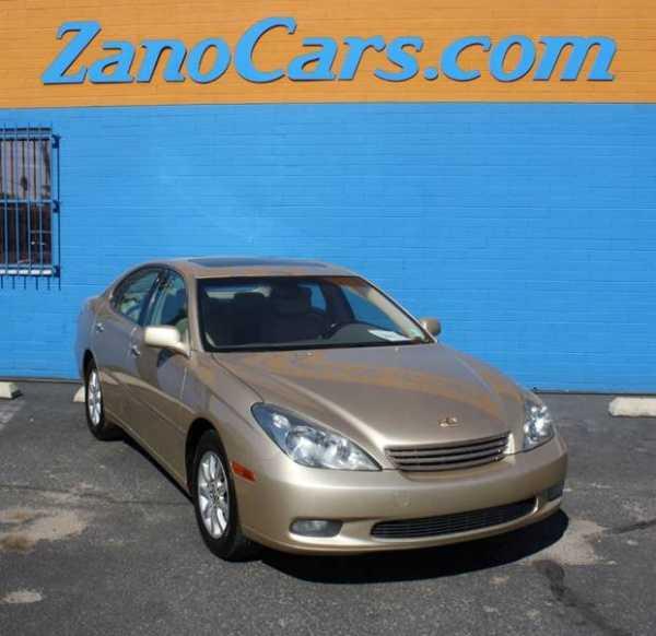 Lexus ES 2002 $5995.00 incacar.com