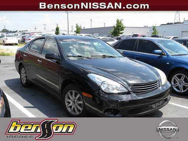 Lexus ES 2002 $977.00 incacar.com