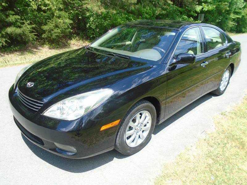 Lexus ES 2002 $6500.00 incacar.com