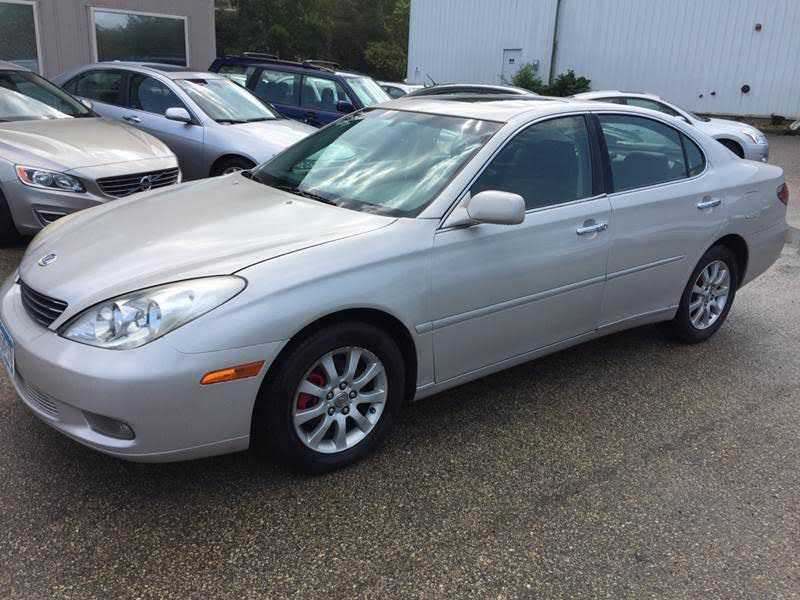 Lexus ES 2002 $1999.00 incacar.com