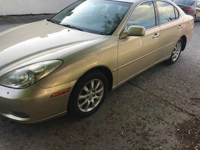 Lexus ES 2002 $4500.00 incacar.com
