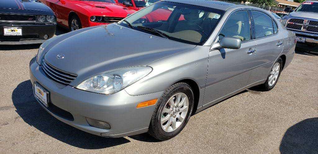 Lexus ES 2003 $7495.00 incacar.com