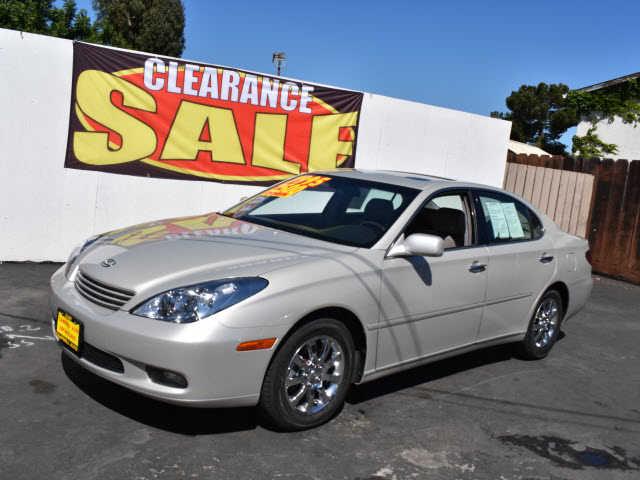 Lexus ES 2003 $7595.00 incacar.com