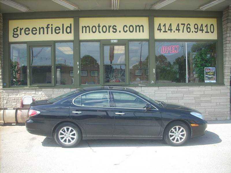 Lexus ES 2003 $6995.00 incacar.com