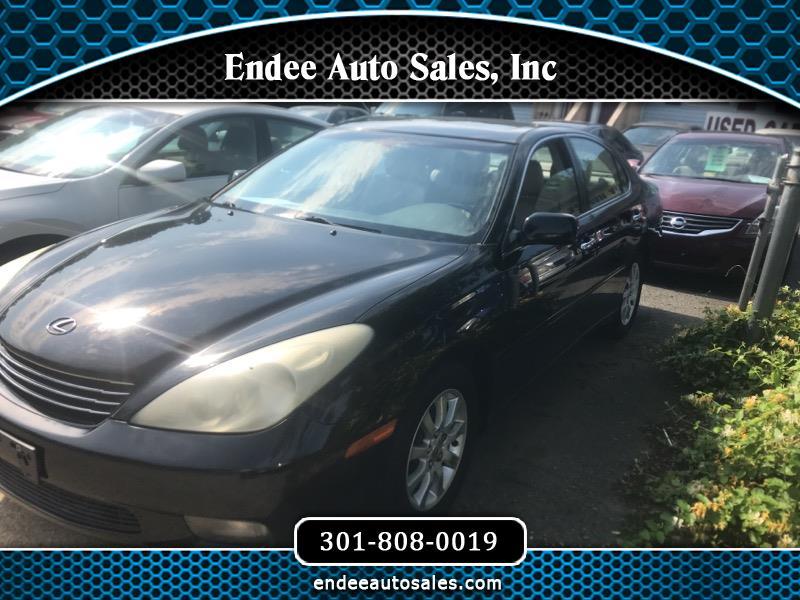 Lexus ES 2003 $3000.00 incacar.com