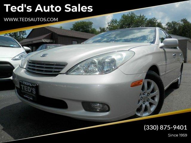 Lexus ES 2004 $2900.00 incacar.com