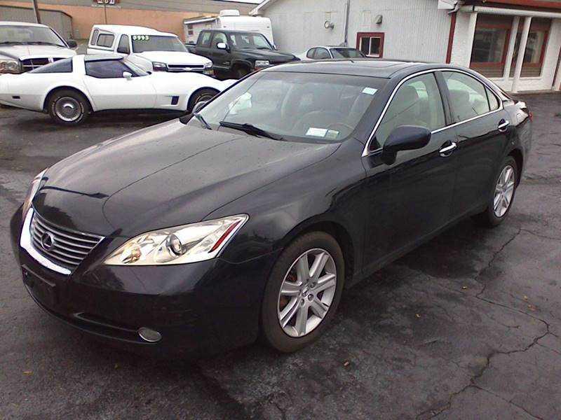 Lexus ES 2009 $6295.00 incacar.com