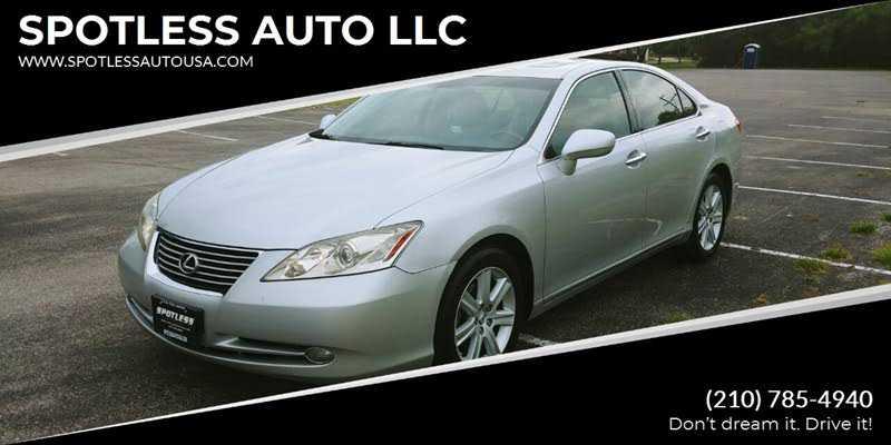 Lexus ES 2009 $8885.00 incacar.com