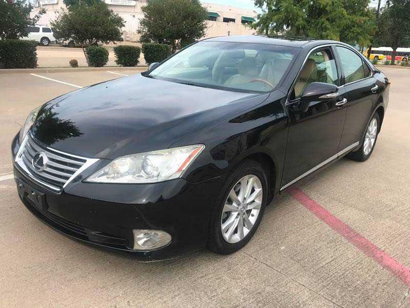 Lexus ES 2010 $11500.00 incacar.com