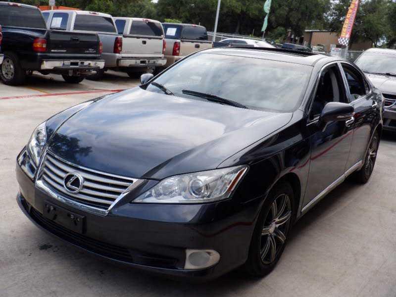 Lexus ES 2011 $5900.00 incacar.com
