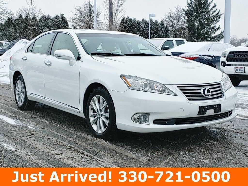 Lexus ES 2012 $15482.00 incacar.com