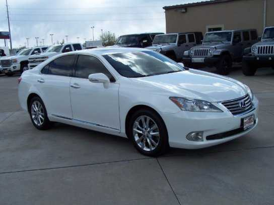 Lexus ES 2012 $19290.00 incacar.com