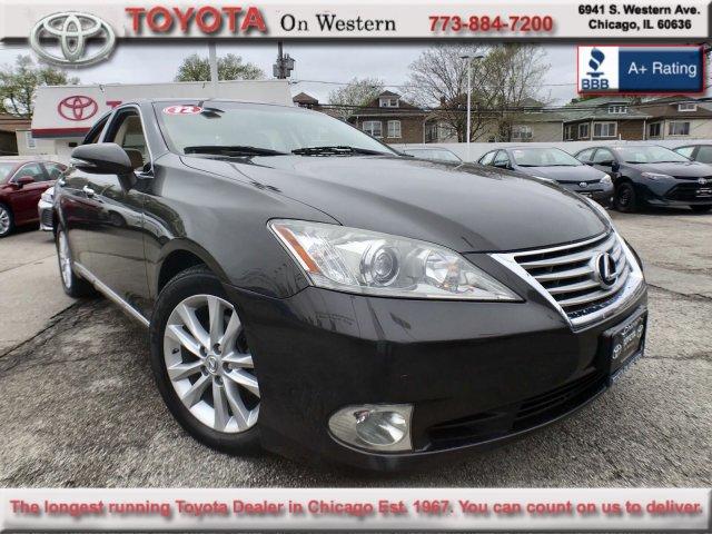 Lexus ES 2012 $12795.00 incacar.com