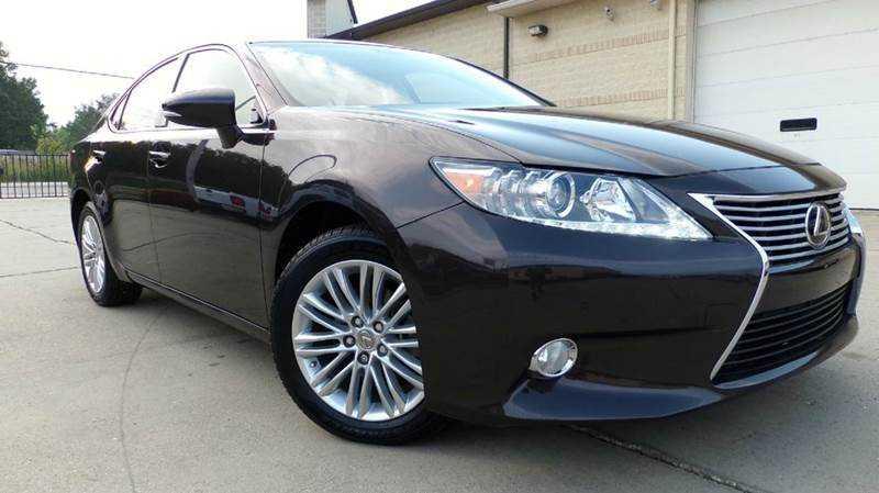 Lexus ES 2013 $17495.00 incacar.com