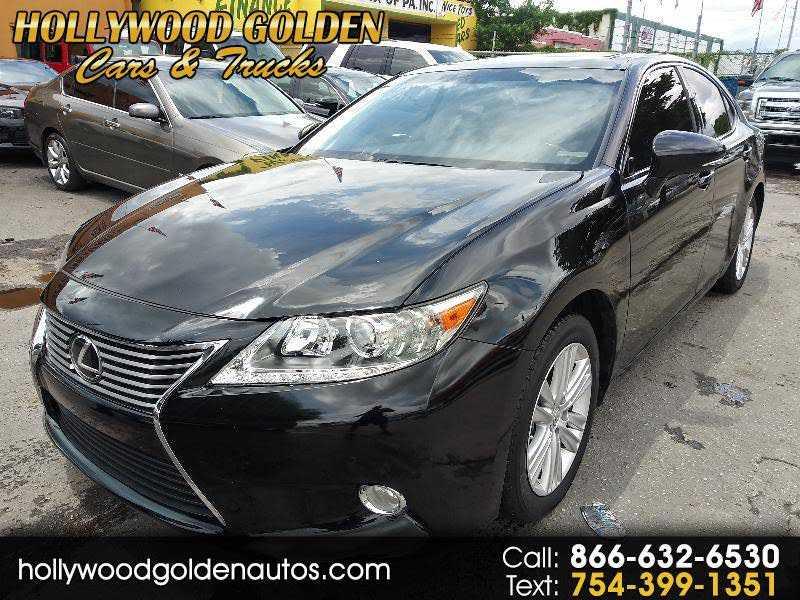 Lexus ES 2014 $14995.00 incacar.com