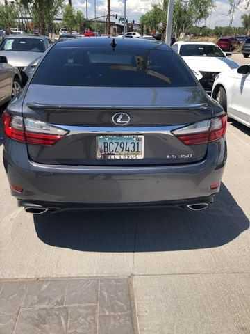 Lexus ES 2016 $31791.00 incacar.com