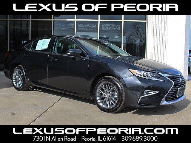 Lexus ES 2018 $35970.00 incacar.com