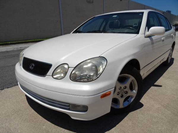 Lexus GS 1999 $4699.00 incacar.com