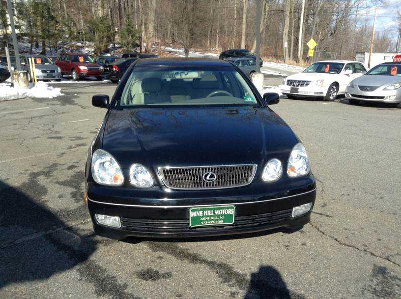 Lexus GS 1999 $4200.00 incacar.com