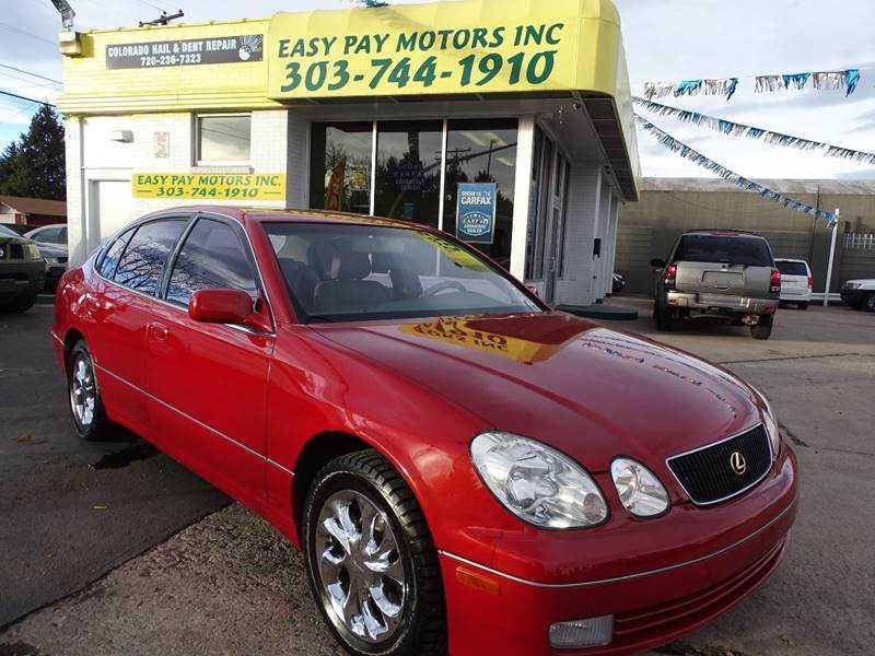 Lexus GS 2000 $5399.00 incacar.com