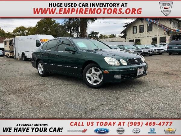 Lexus GS 2000 $6495.00 incacar.com
