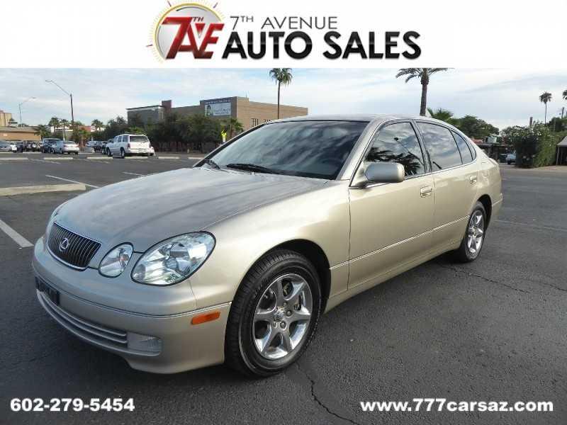 Lexus GS 2001 $4999.00 incacar.com