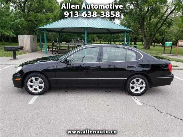 Lexus GS 2001 $5500.00 incacar.com