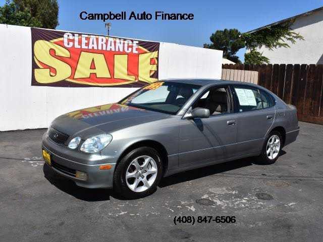 Lexus GS 2001 $6995.00 incacar.com