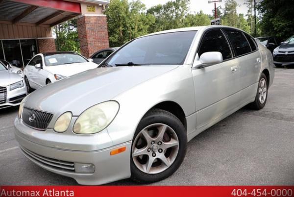 Lexus GS 2002 $3000.00 incacar.com