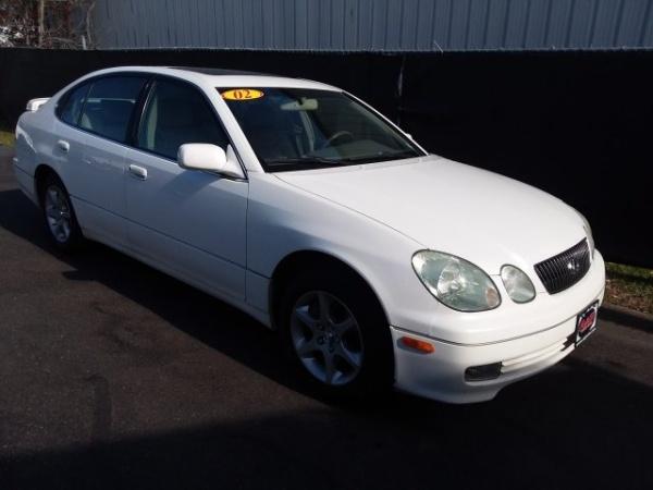 Lexus GS 2002 $4450.00 incacar.com